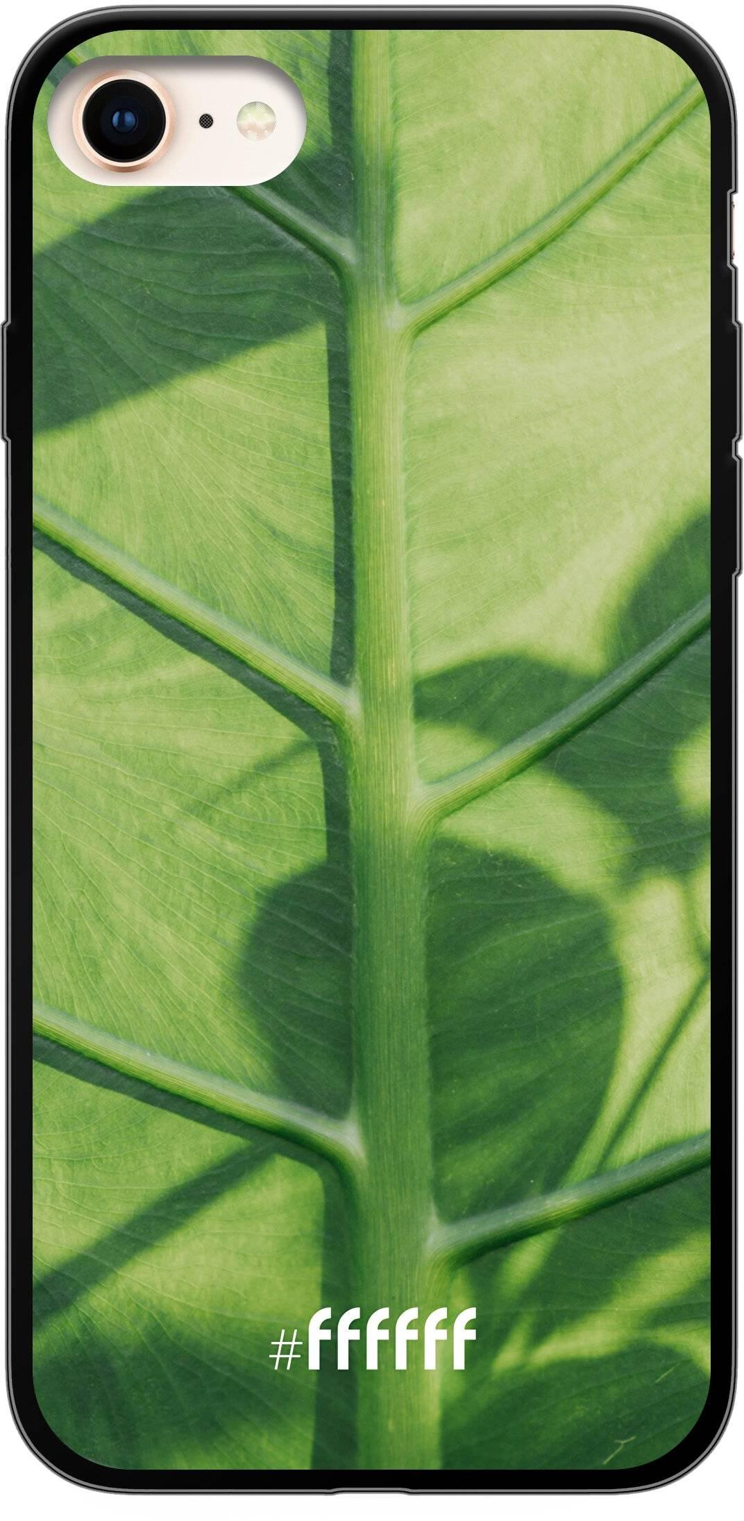 Leaves Macro iPhone 7