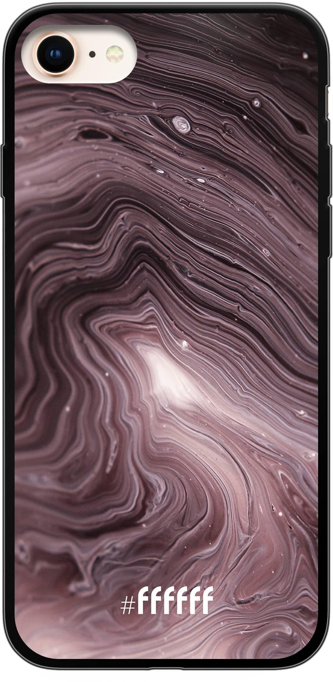 Purple Marble iPhone 7