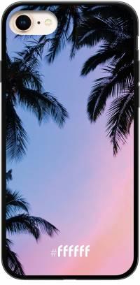 Sunset Palms iPhone 7