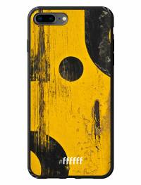 Black And Yellow iPhone 8 Plus