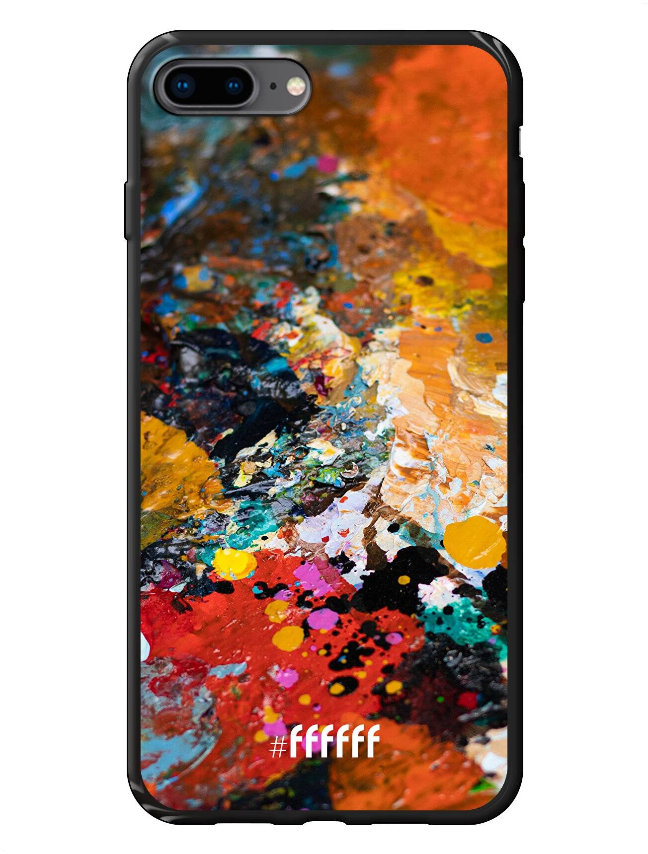 Colourful Palette iPhone 8 Plus
