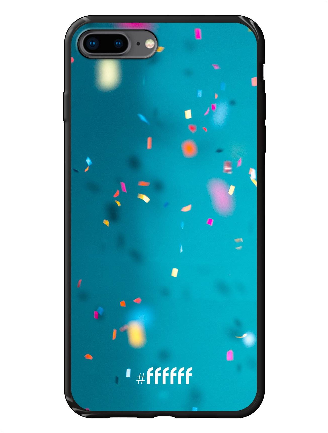 Confetti iPhone 8 Plus
