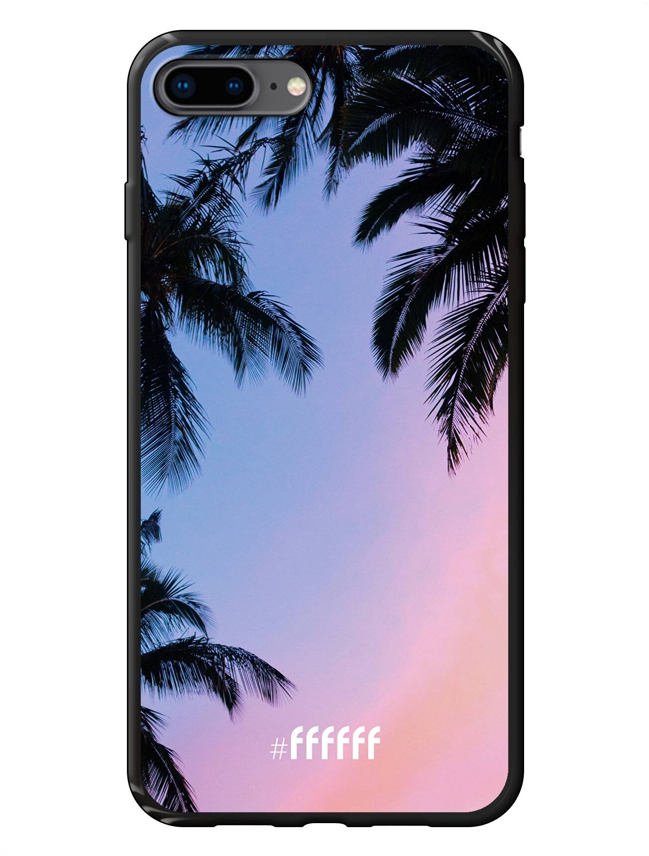 Sunset Palms iPhone 8 Plus