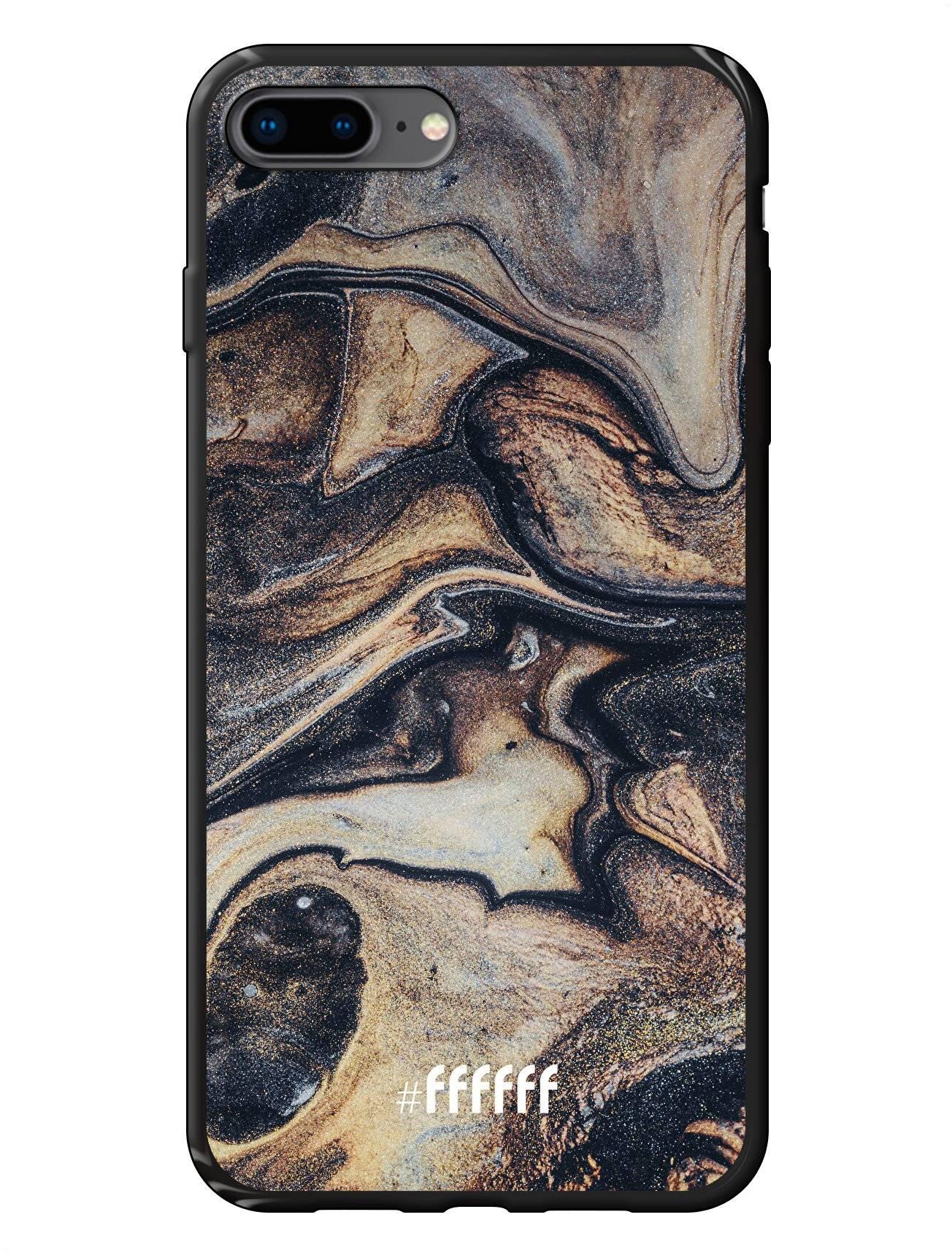 Wood Marble iPhone 8 Plus