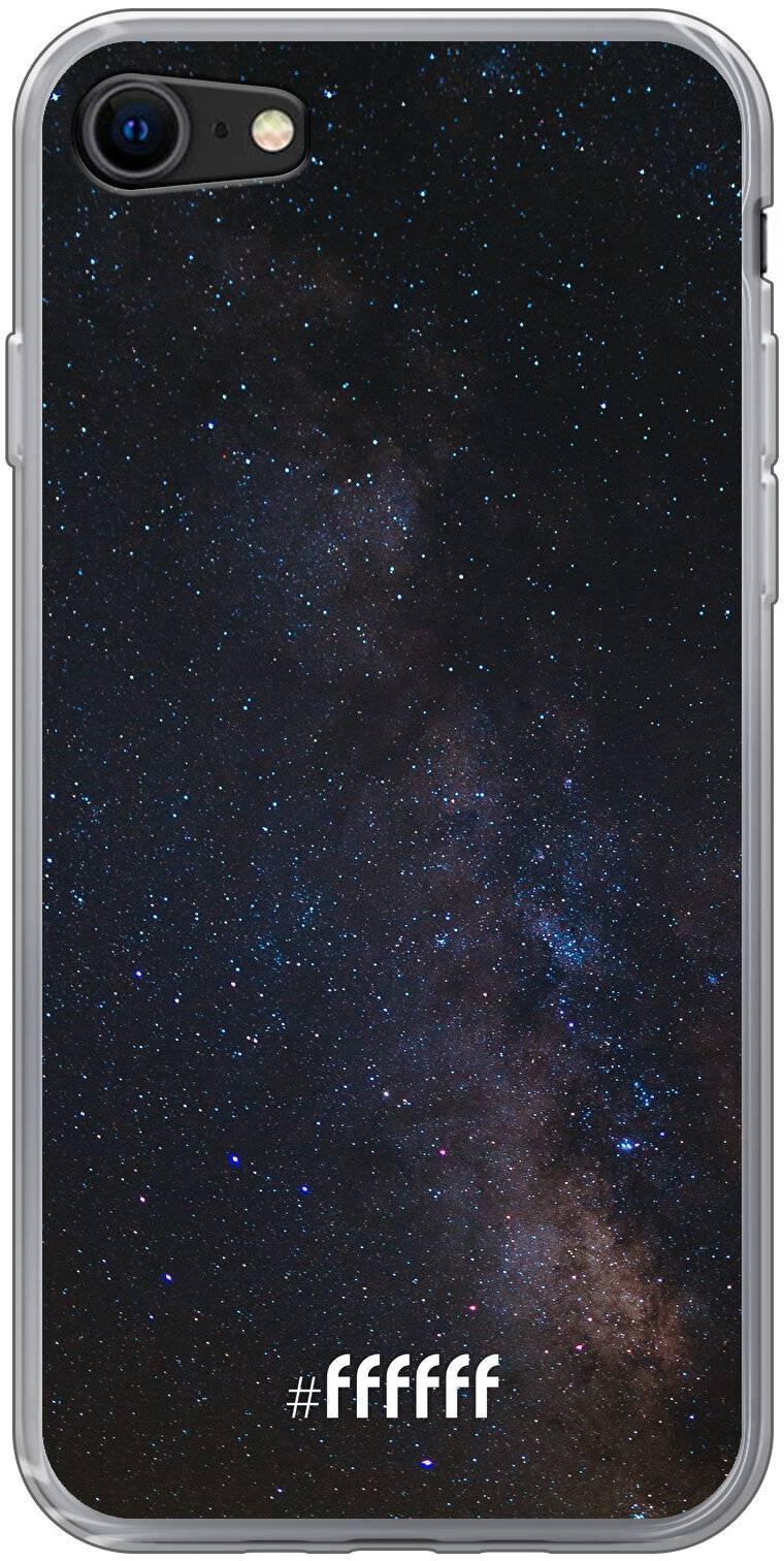 Dark Space iPhone 8