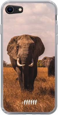 Elephants iPhone 8