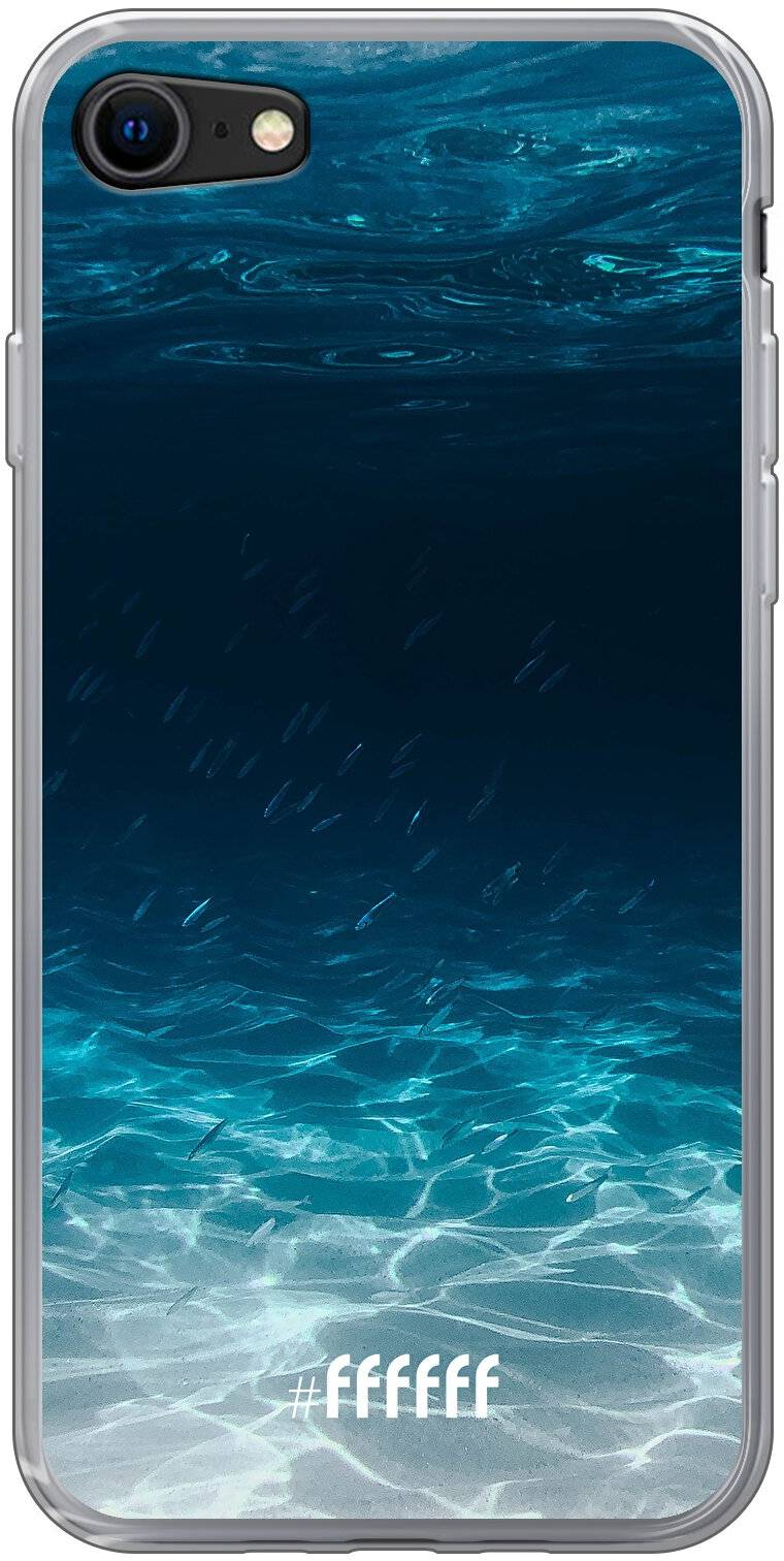 Lets go Diving iPhone 8