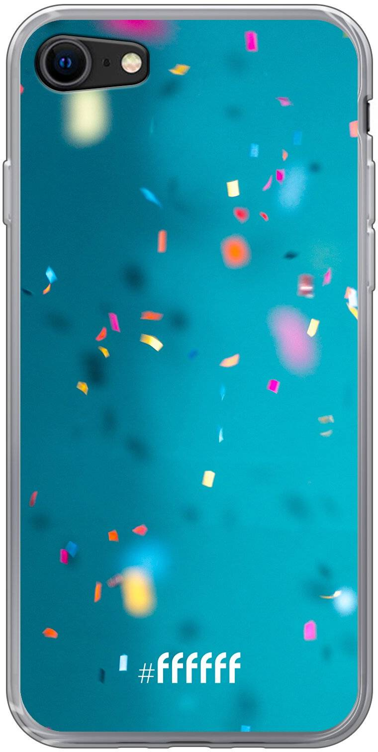 Confetti iPhone SE (2020)