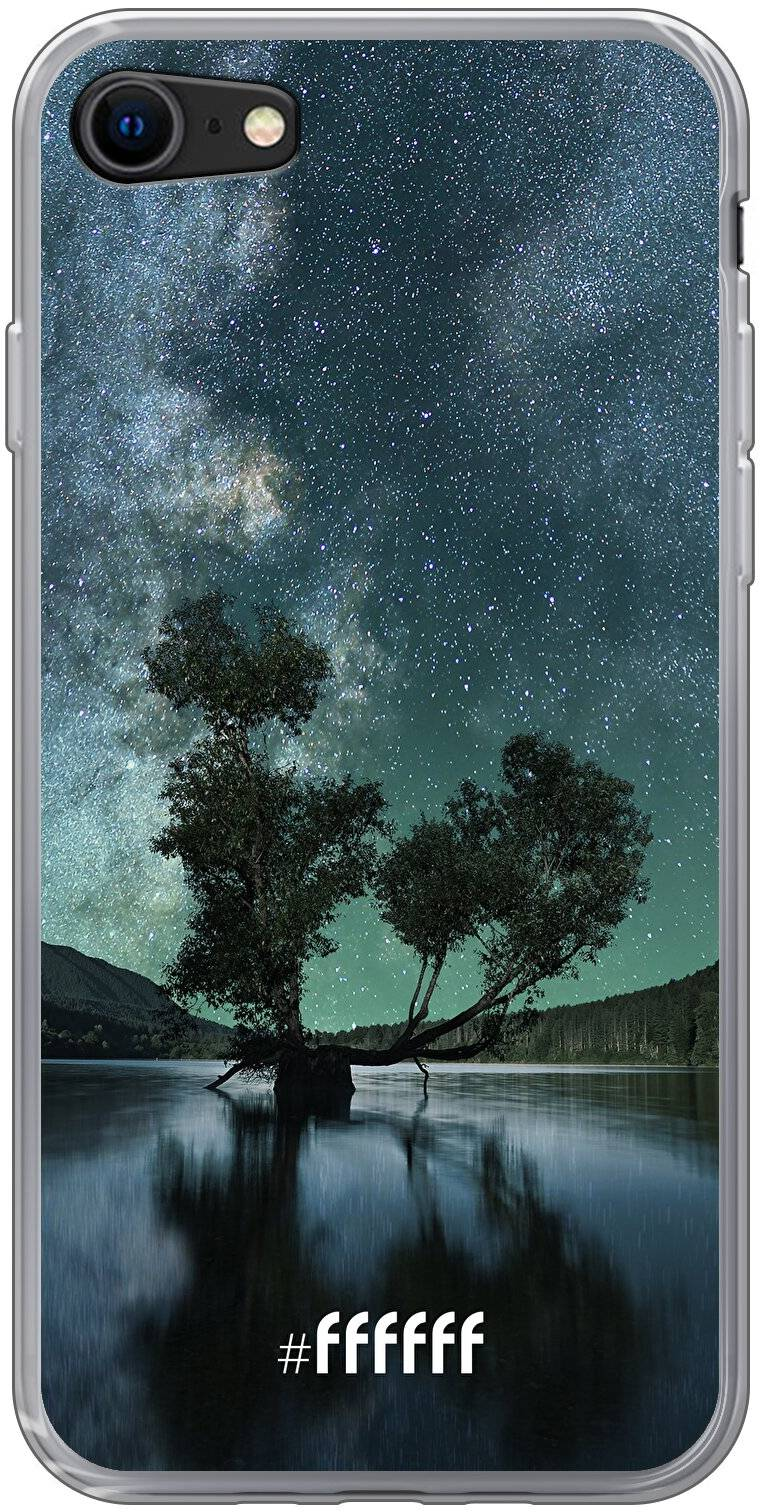 Space Tree iPhone SE (2020)