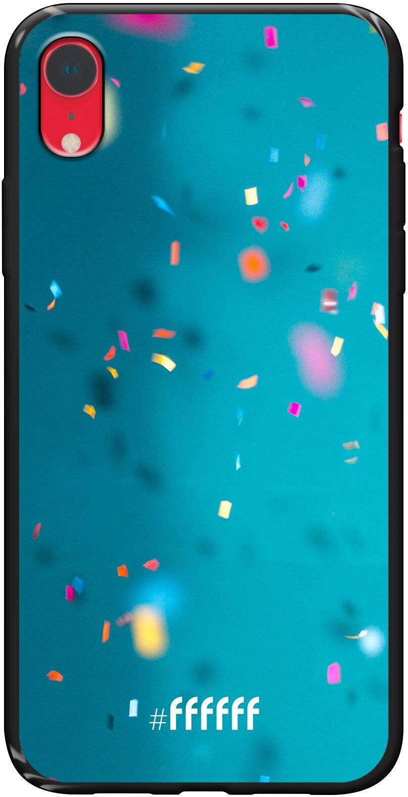 Confetti iPhone Xr