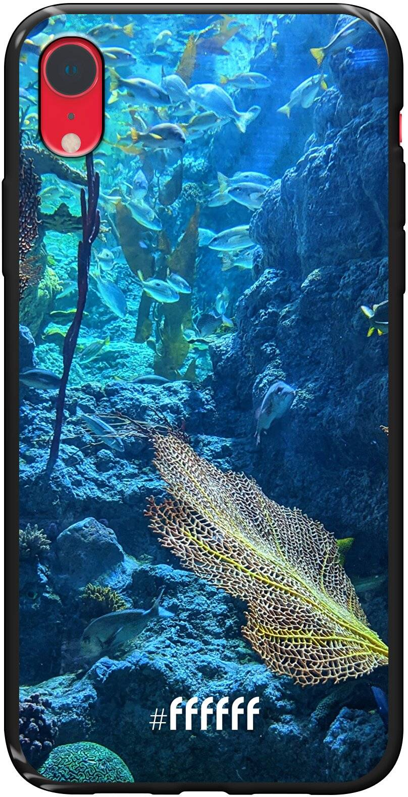 Coral Reef iPhone Xr
