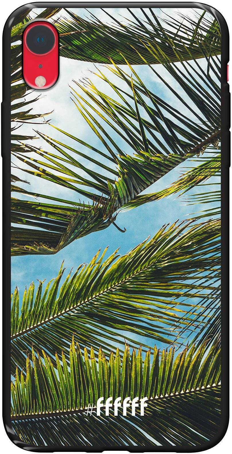 Palms iPhone Xr