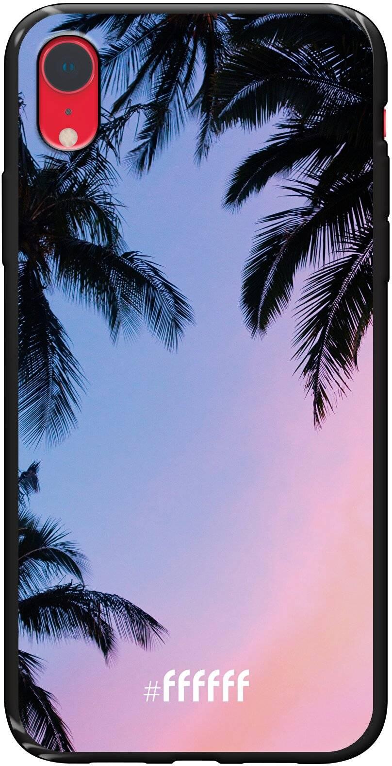 Sunset Palms iPhone Xr