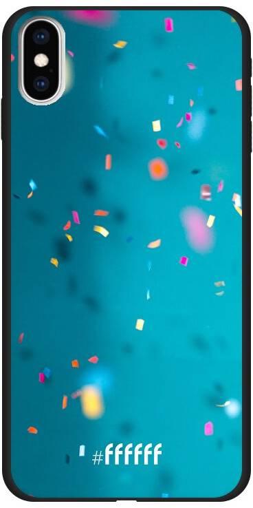 Confetti iPhone Xs Max