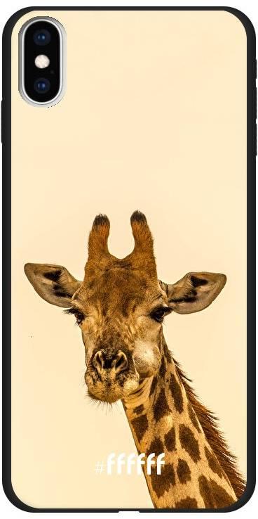 Giraffe iPhone Xs Max
