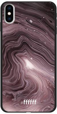 Purple Marble iPhone Xs Max