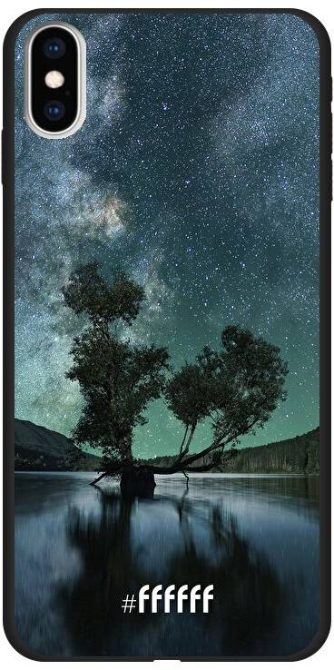 Space Tree iPhone Xs Max