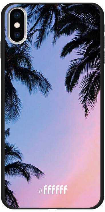 Sunset Palms iPhone Xs Max