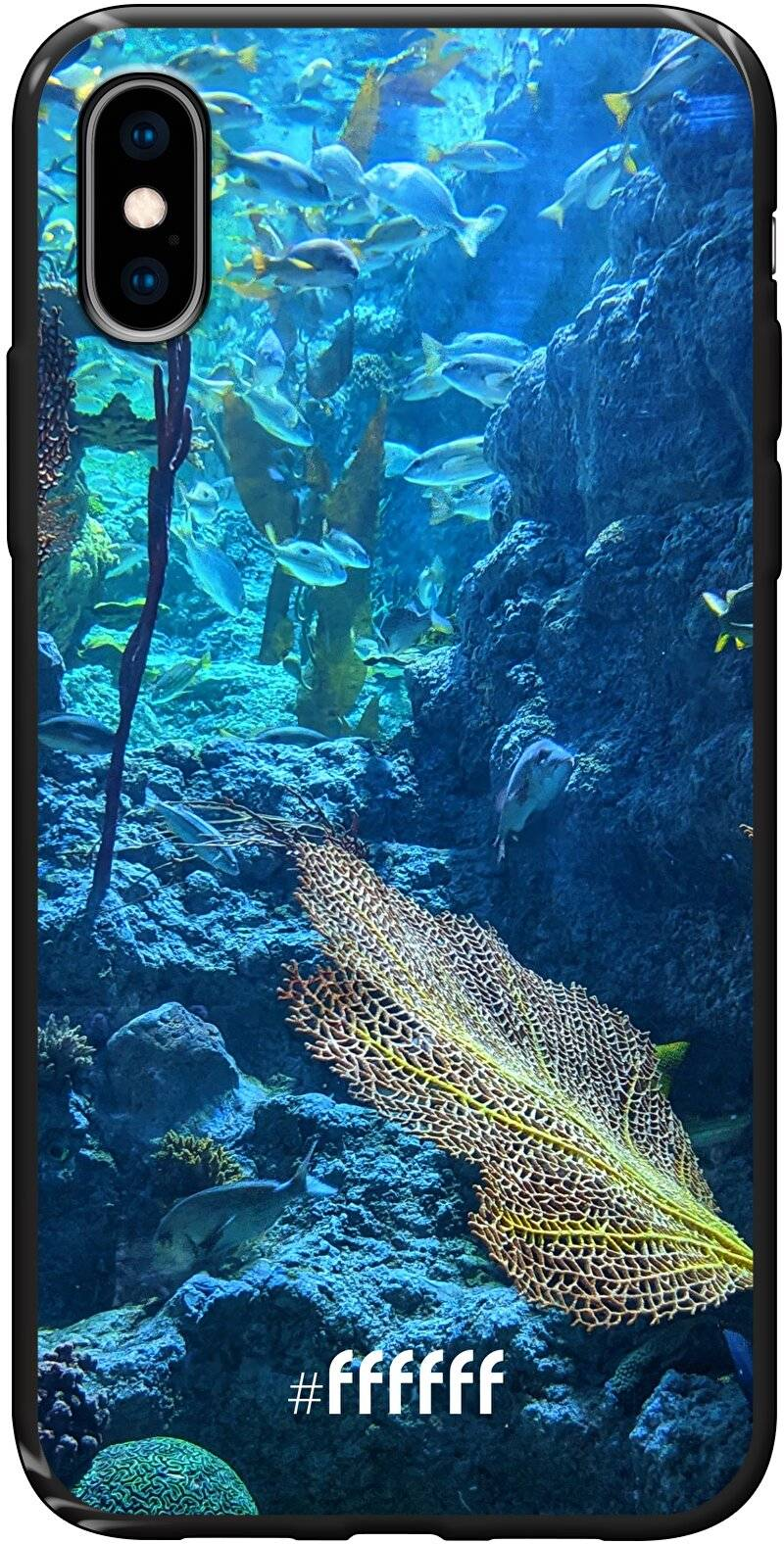 Coral Reef iPhone Xs