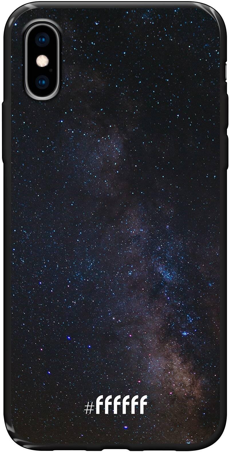 Dark Space iPhone Xs