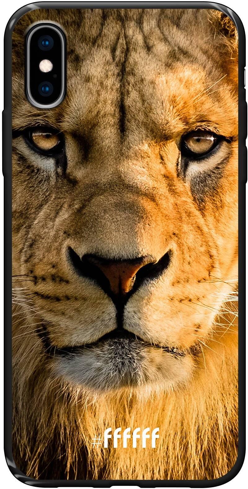 Leo iPhone X