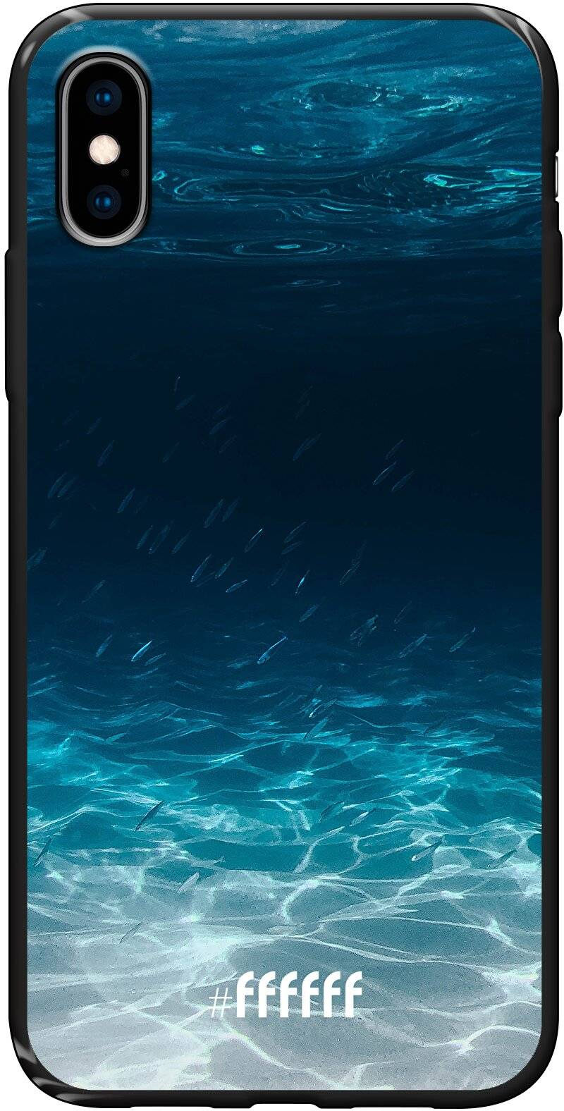 Lets go Diving iPhone X