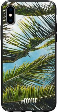 Palms iPhone X