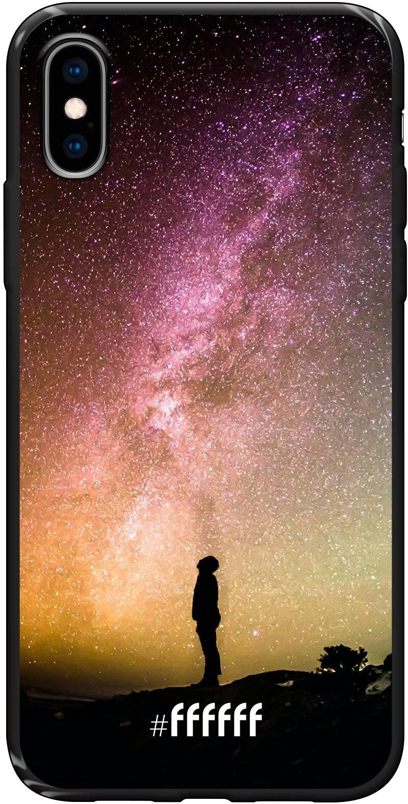 Watching the Stars iPhone X