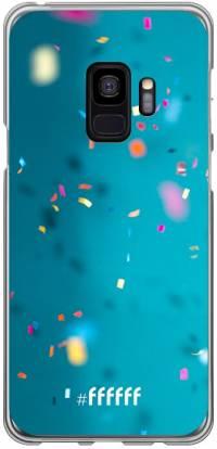 Confetti Galaxy S9