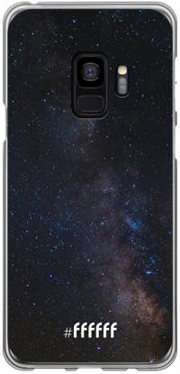 Dark Space Galaxy S9