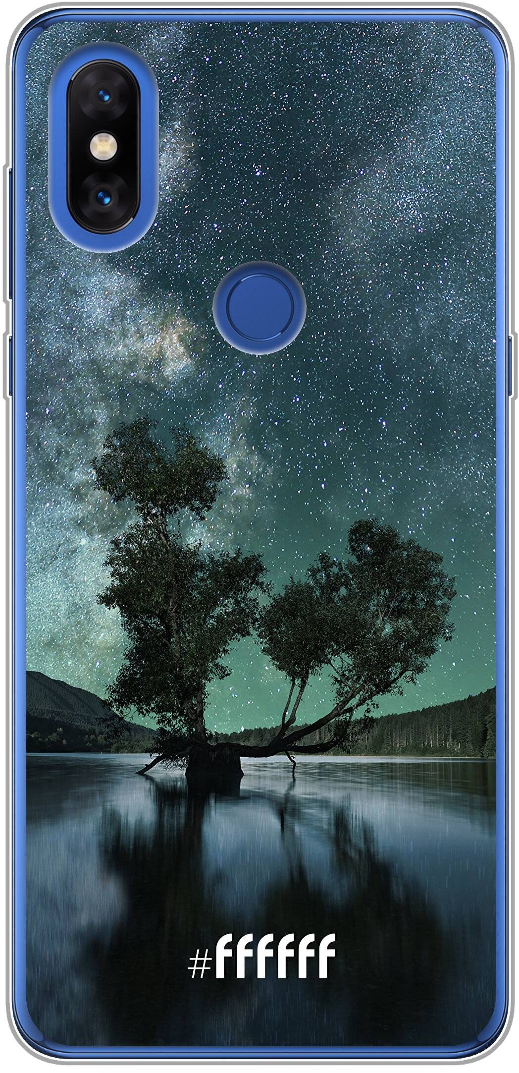 Space Tree Mi Mix 3