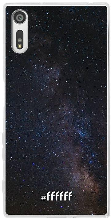 Dark Space Xperia XZ